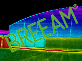 Gain BREEAM accreditation credits using infrared