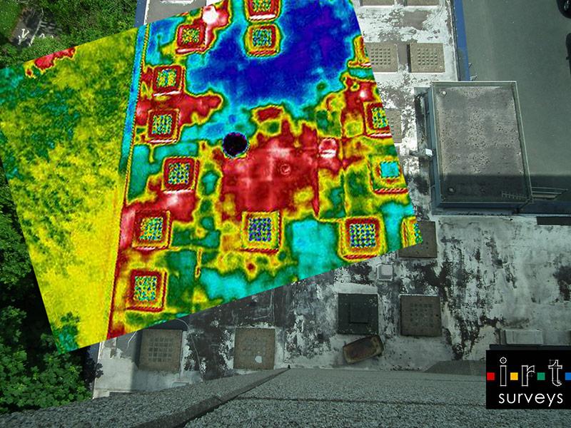thermal drone survey near me
